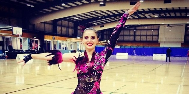 Isabel is Going to the World Championships!
