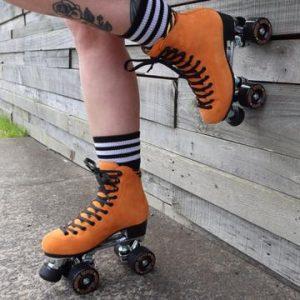 Chuffed – Wild Thing – Orange