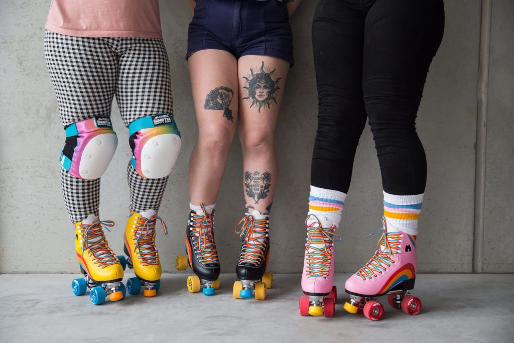 learn to skate at Rollerfit