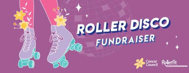 RollerFit Disco Fundraiser
